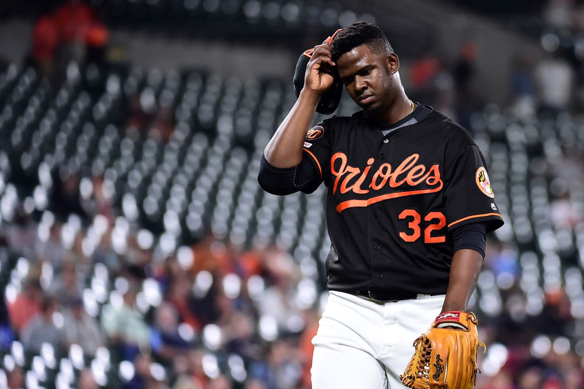 Sunday afternoon Orioles game thread: at Indians, 1:10