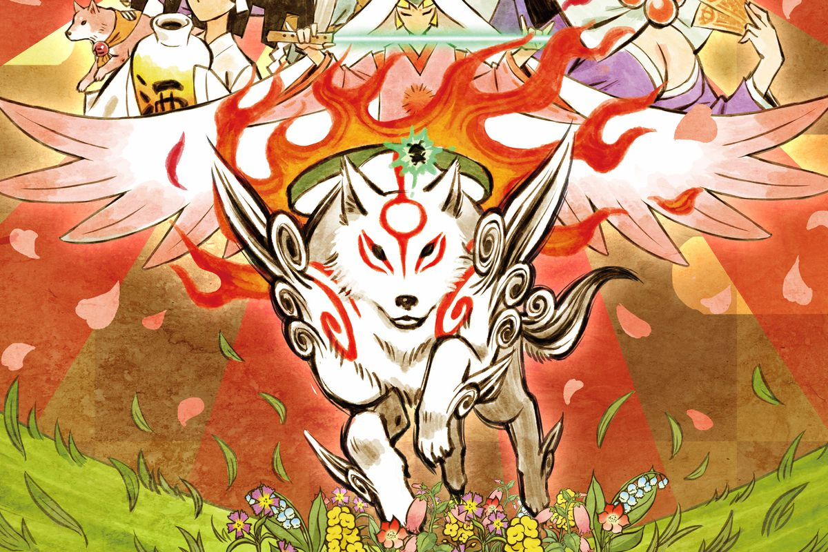 The Okami Hd Re Release Is The Perfect Example Of A Remaster Polygon