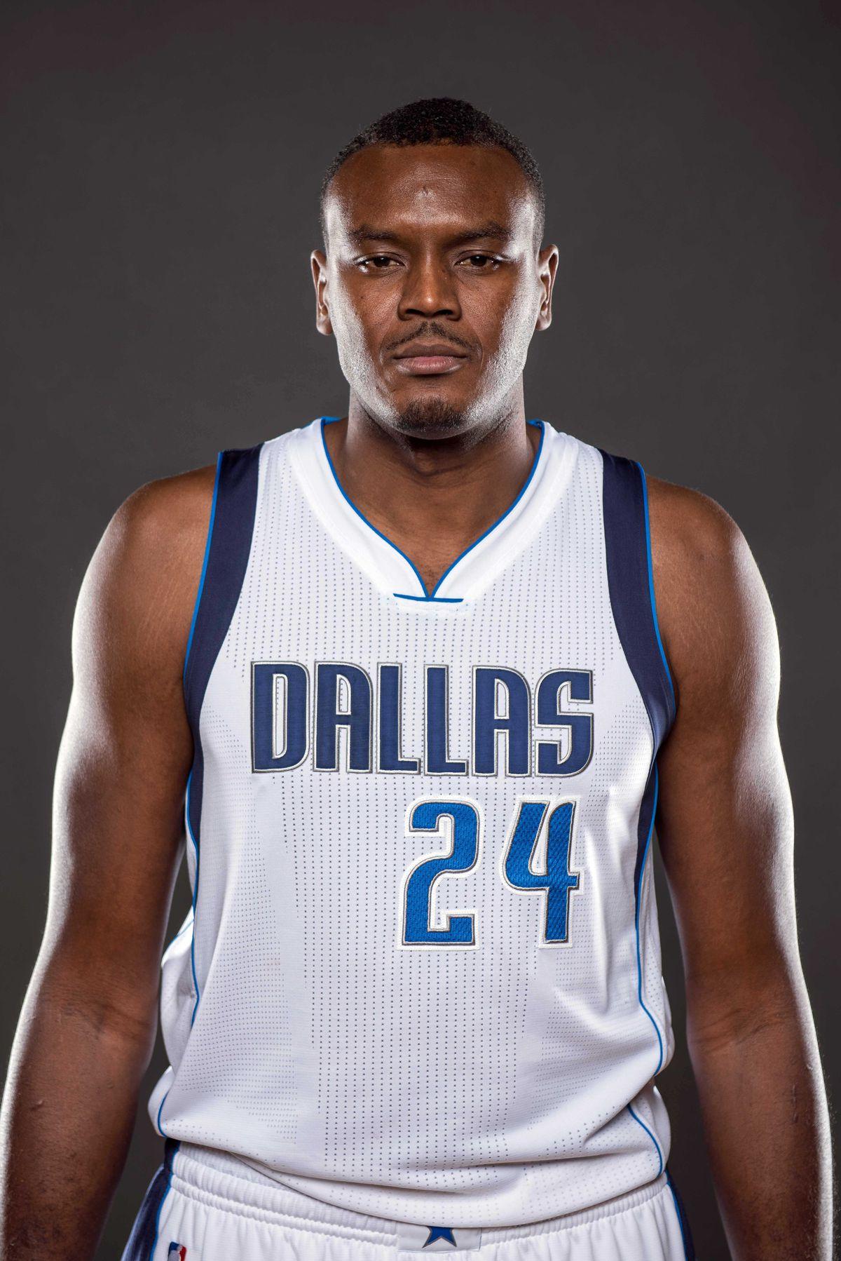 NBA: Dallas Mavericks-Media Day