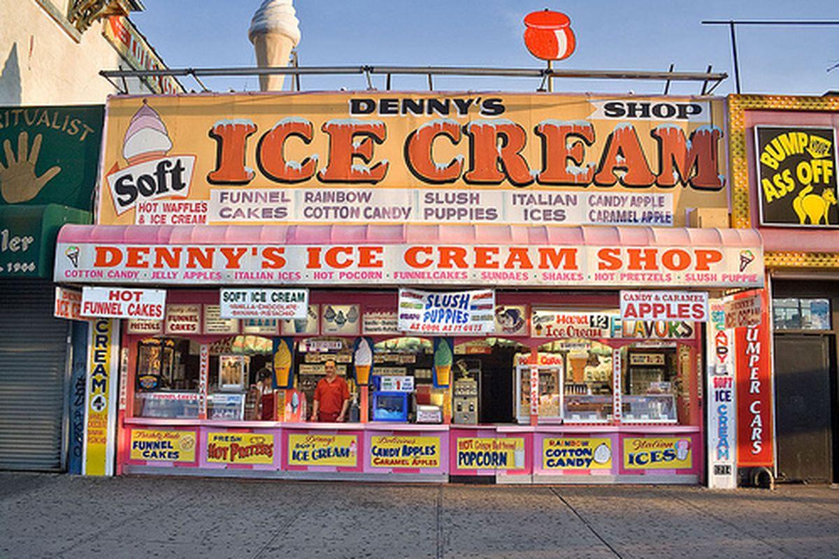 Good Fast Food Ice Cream