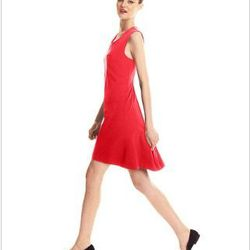 """<a href= """"http://www1.macys.com/campaign/social?campaign_id=202&channel_id=1&cm_sp=fashionstar-_-episode10-_-homepagelink&bundle_entryPath=/karaGallery"""">Fashion Star Dress, Sleeveless Lauren Solid A-Line</a>, $79 at Macy's"""