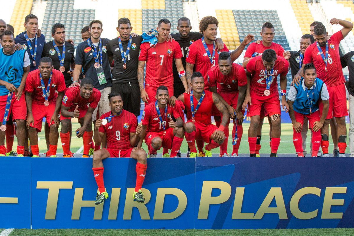 Panama are able to regain their smiles with the 3rd-placed medals after Saturday's match