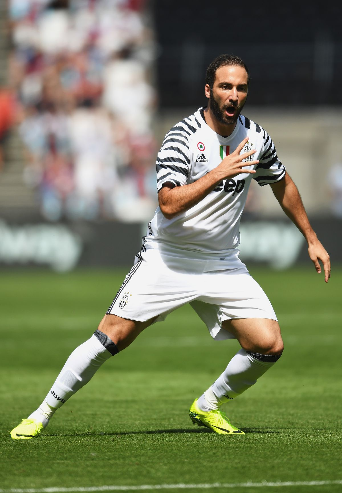 West Ham United v Juventus - Pre-Season Friendly