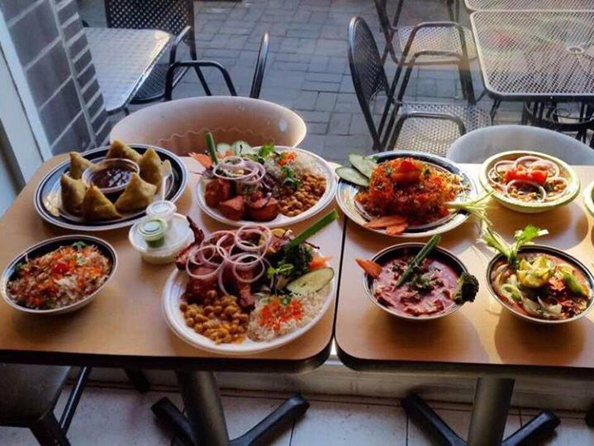 Orted Dishes At Sacrificial Lamb Facebook