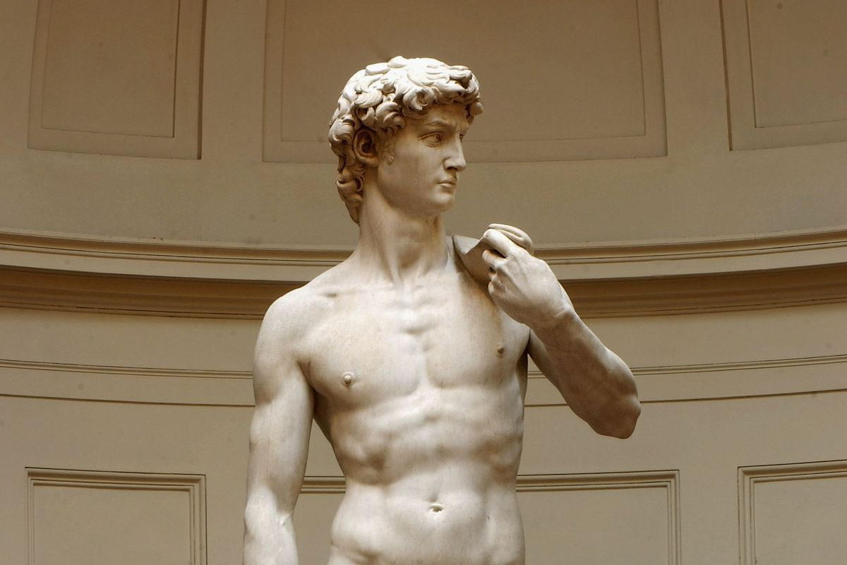 Скульптура давида в картинках