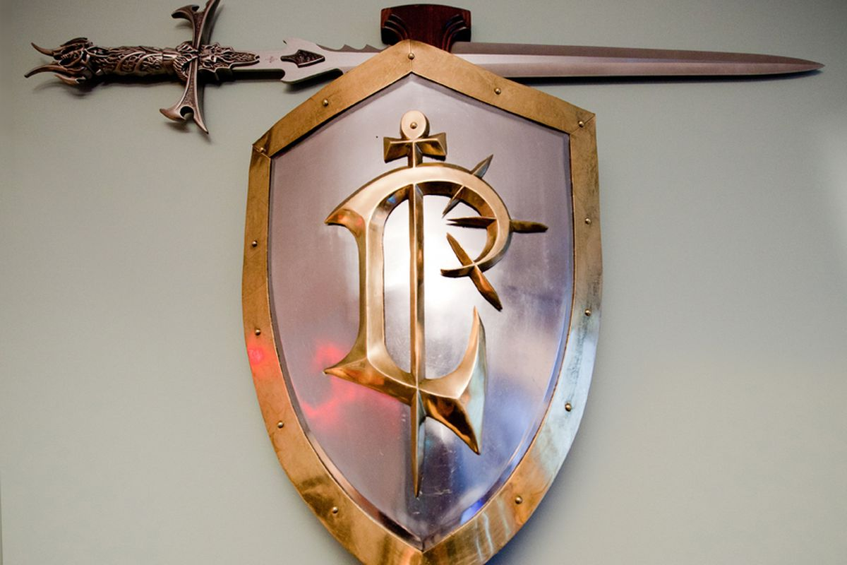 Blizzard Service Award Sword And Shield On Ebay For