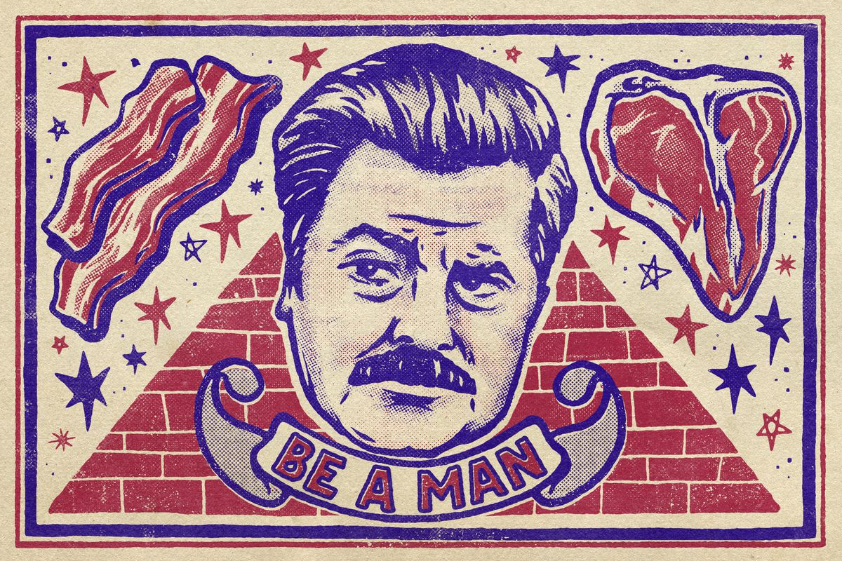 Why Ron Swanson Is One Of The Best Tv Characters Of The Century As