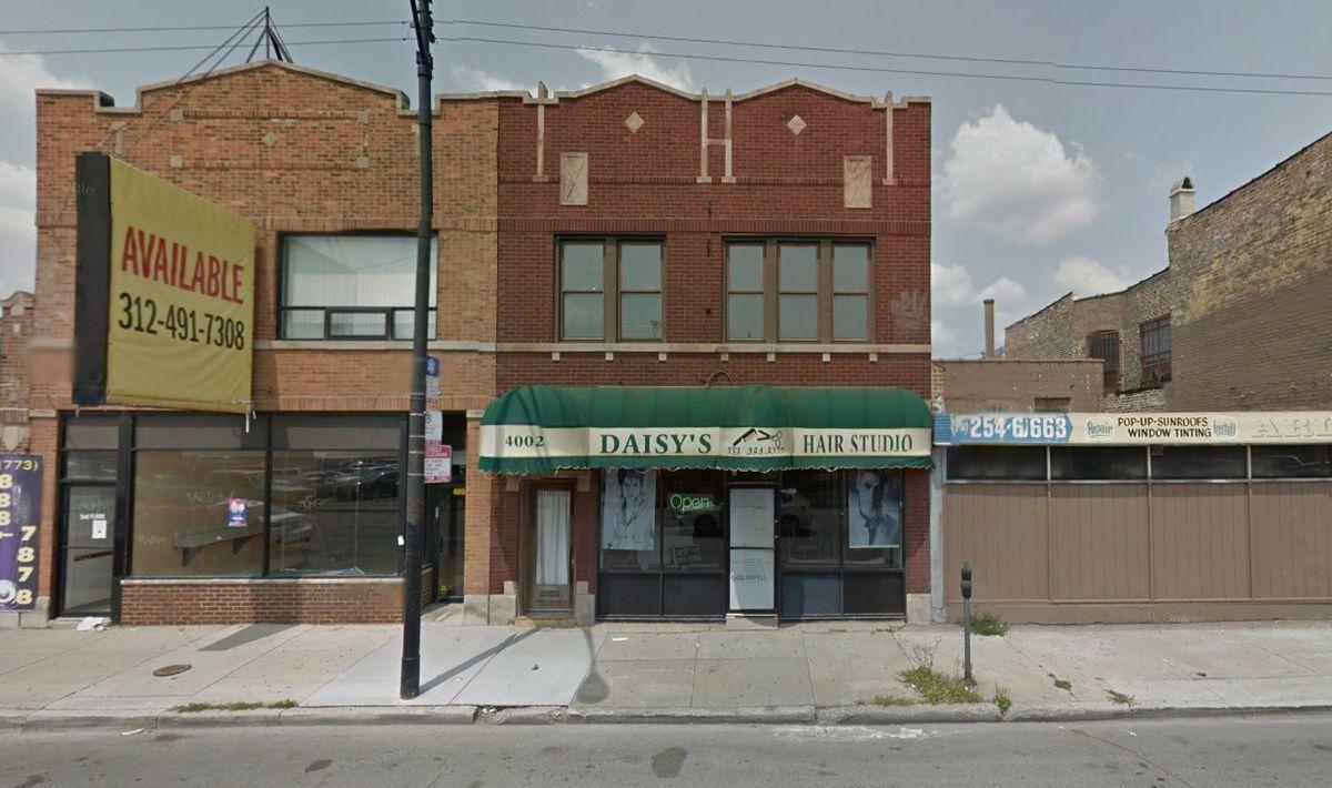 Daisy's Hair Studio, 4002 South Archer. | Google Maps