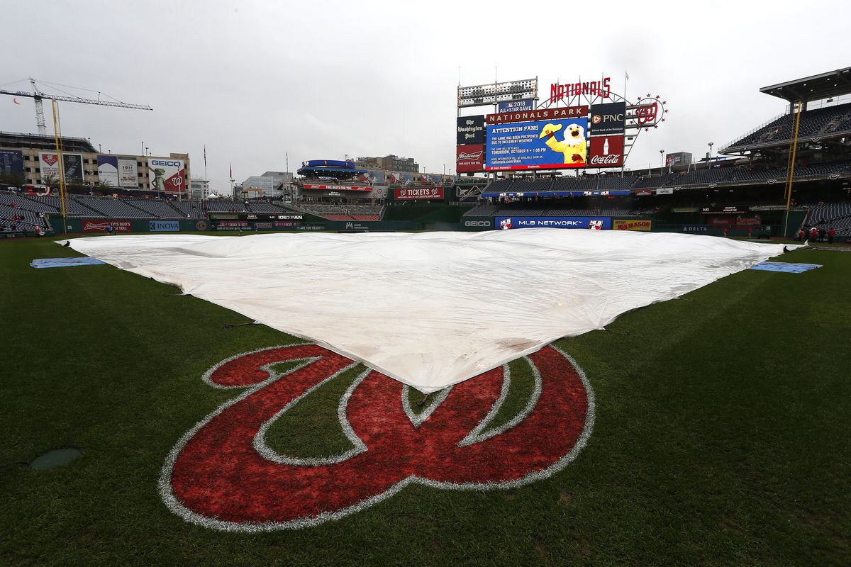 Division Series - Los Angeles Dodgers v Washington Nationals - Game Two