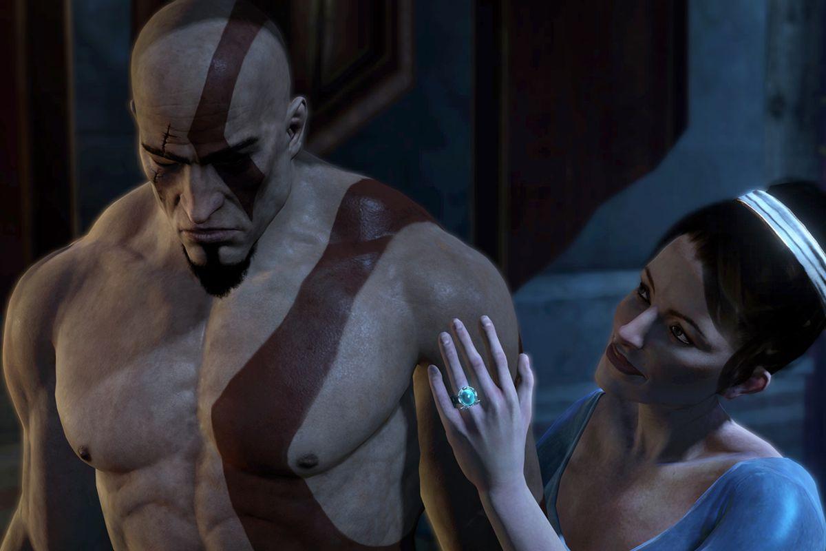 God of War: Ascension - sad Kratos 1280