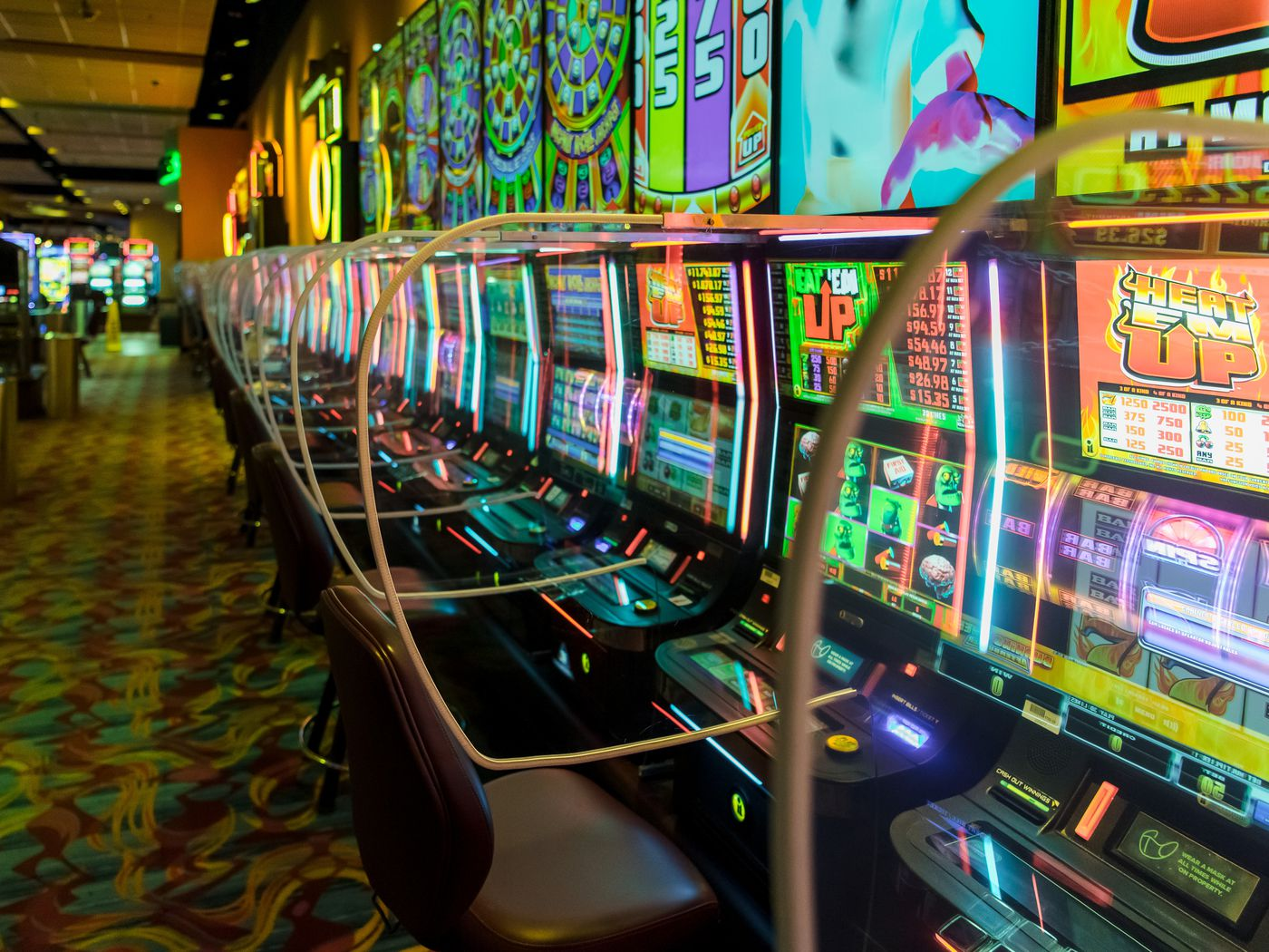 what casinos are in indiana
