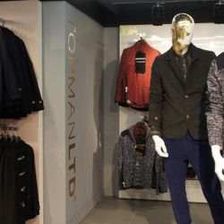 Topman Chicago Store Display by Alstaire Del Rosario