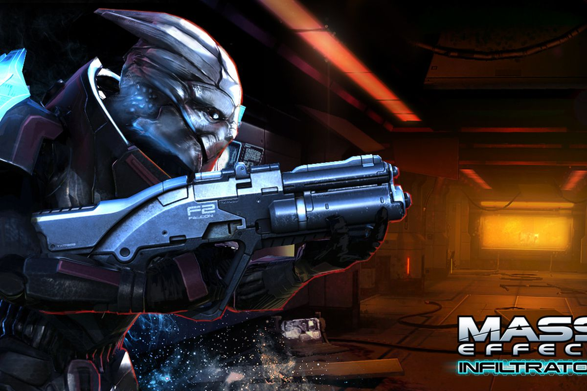 Mass Effect: Infiltrator' for Android now available - The Verge