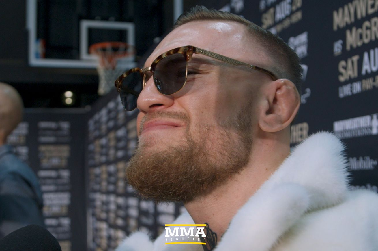 Conor McGregor reacts to Brooklyn world tour stop, vows to eventually run Showtime too