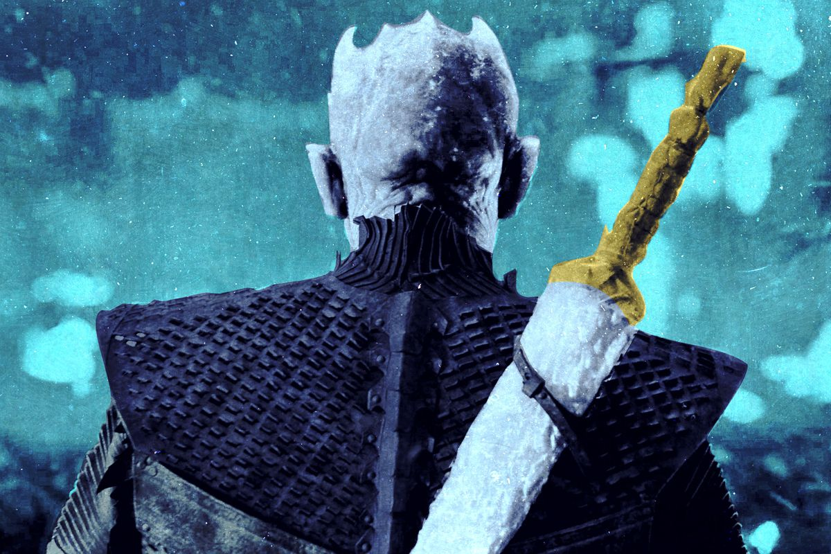 d05cdc101a35 Game of Thrones': RIP, Night King. We Wish We'd Learned Your Secrets ...
