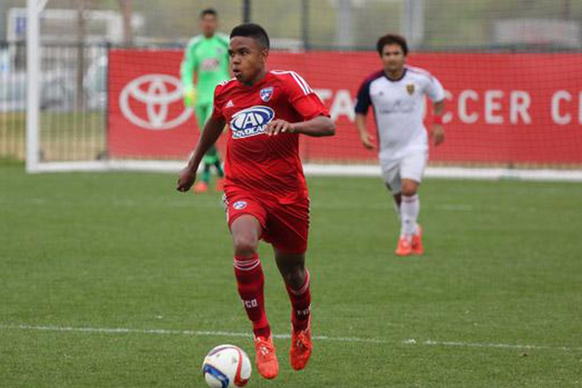Image result for weston mckennie fc dallas