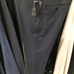 Trousers, size 33, $99 (was $265)