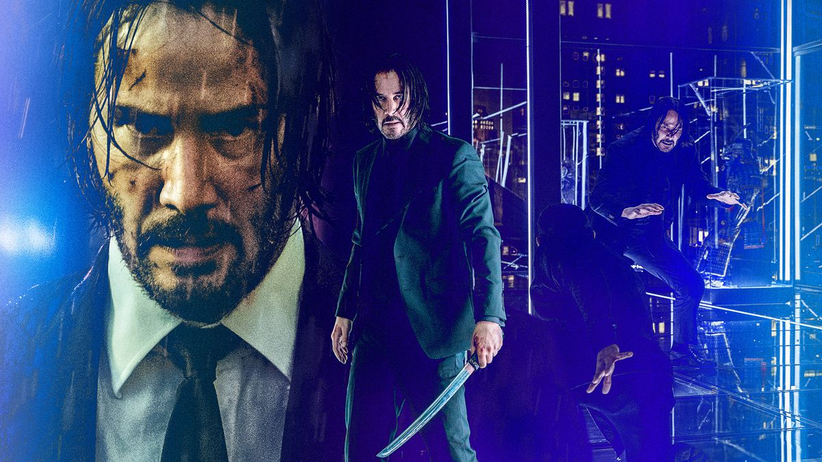 John Wick 3 director reveals inspiration behind the 4 best