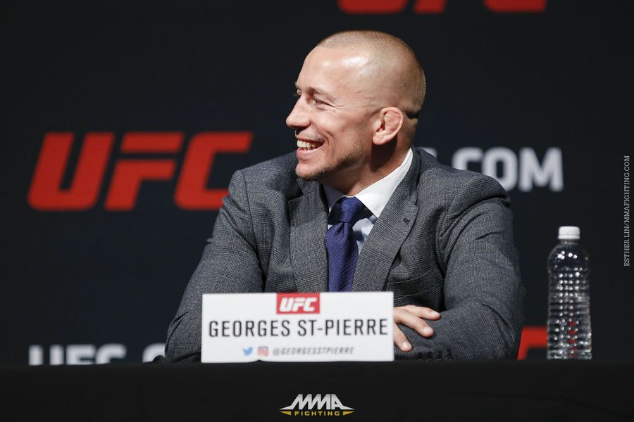 how to view bisping vs st-pierre live