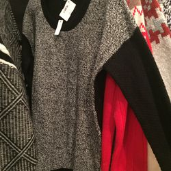 Sweater, $35