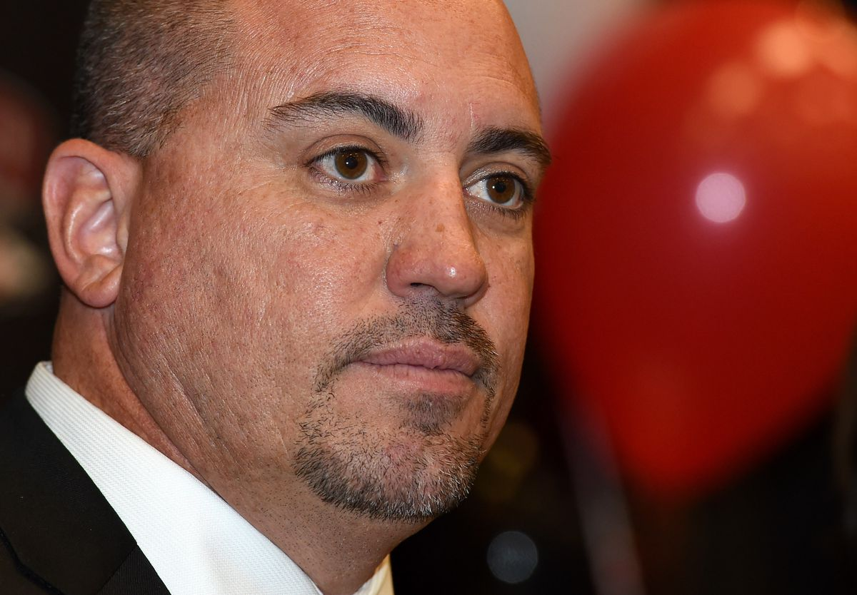 UNLV Introduces Tony Sanchez