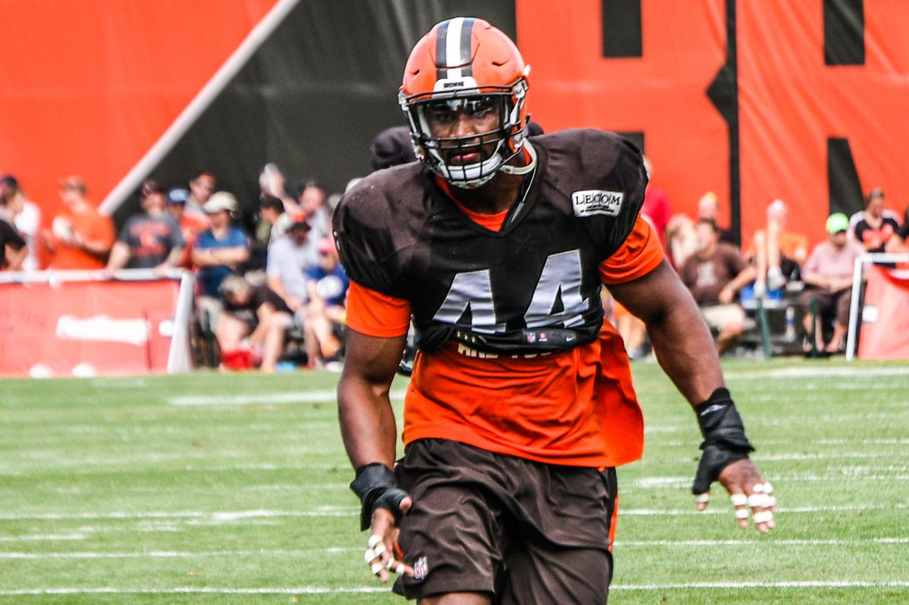 Browns Training Camp 2017: Day 12 Clips and Quips