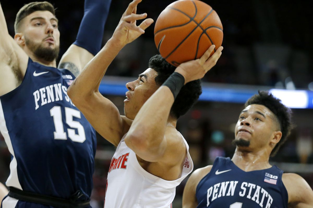 Ohio State 106 Penn State 74 Thankfully You Can Only Lose
