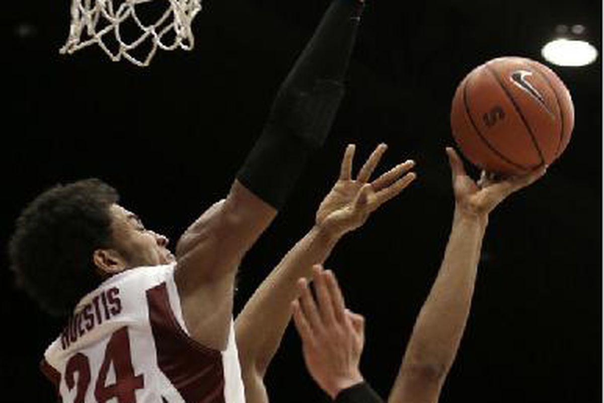 Stanford's Josh Huestis and Oregon St.'s Devon Collier will renew old acquaintances tonight. Huestis had the upper hand on Collier in both of last year's meetings.