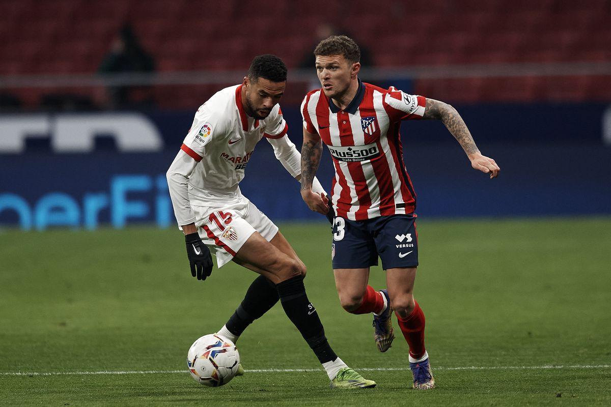 Atletico de Madrid v Sevilla FC - La Liga Santander