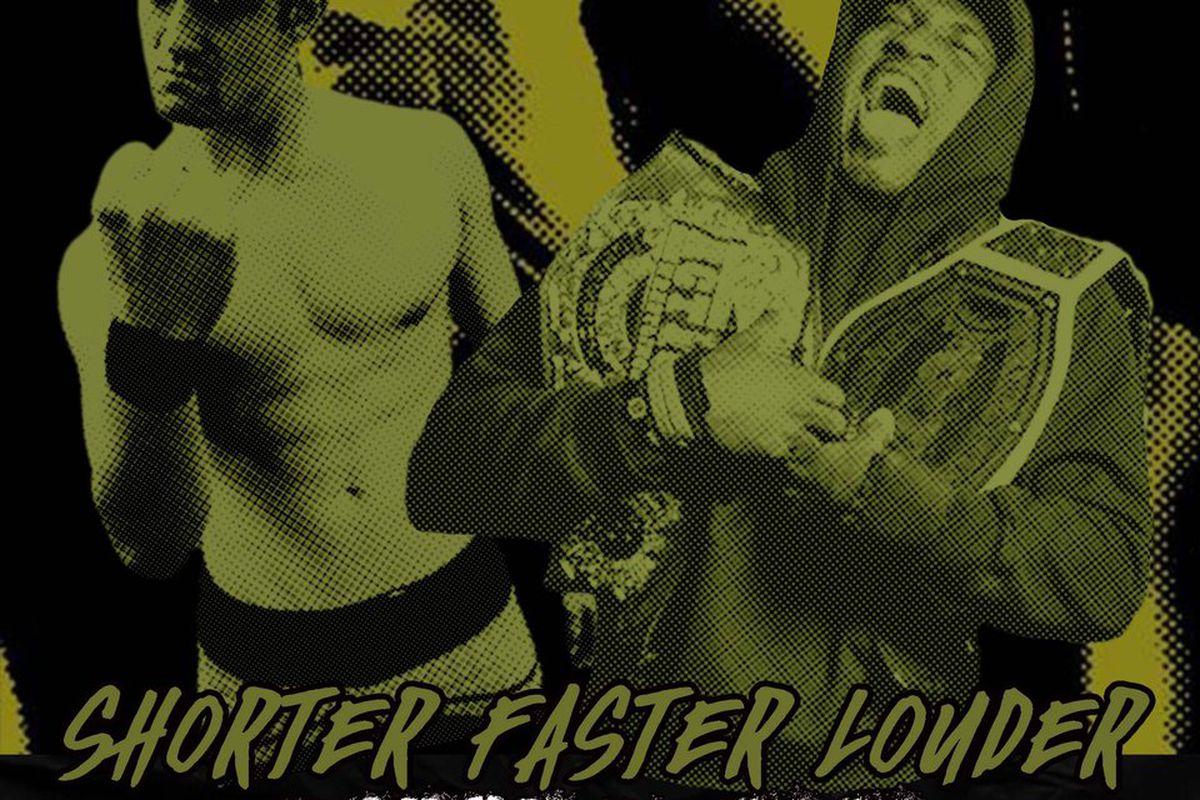 Poster for SUP Shorter, Faster, Louder