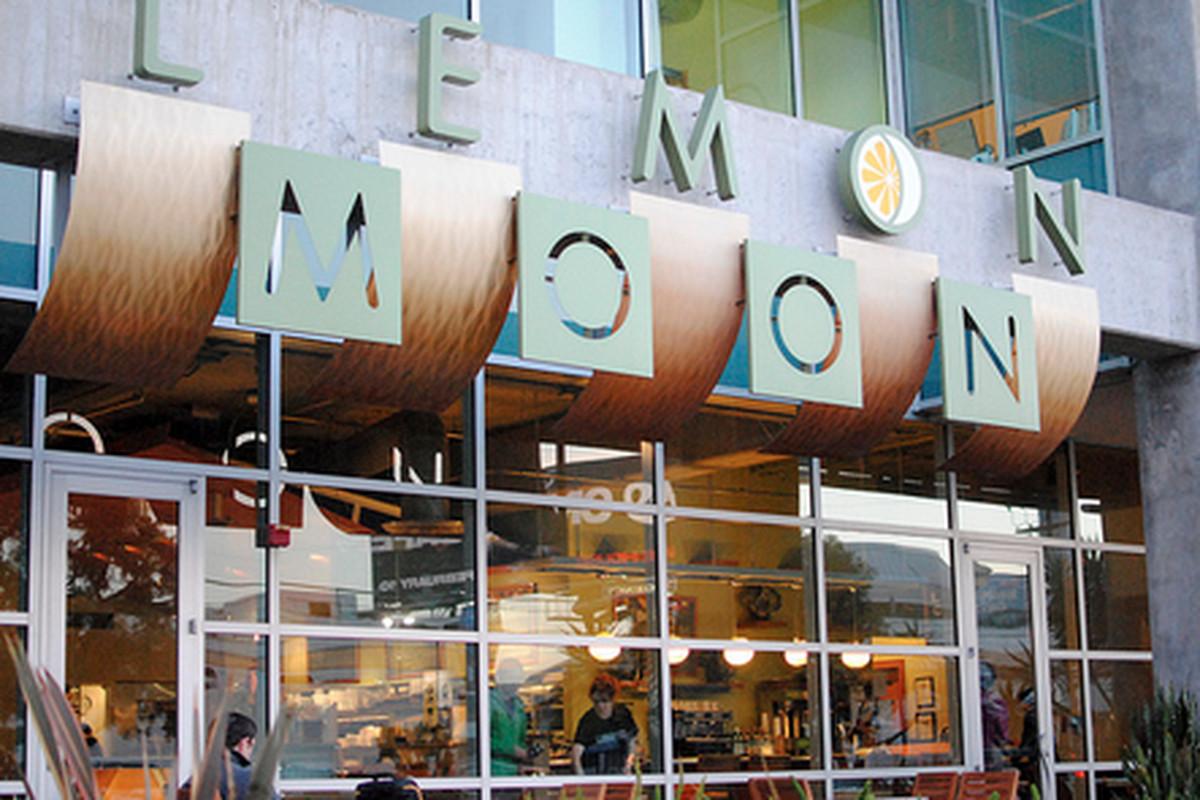 Outside Lemon Moon, West LA.