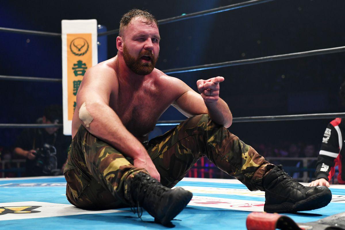 New Japan Pro-Wrestling 'The New Beginning in Osaka'