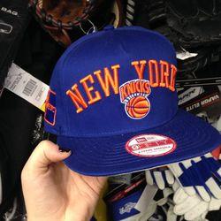New York Knicks hat, $9.99