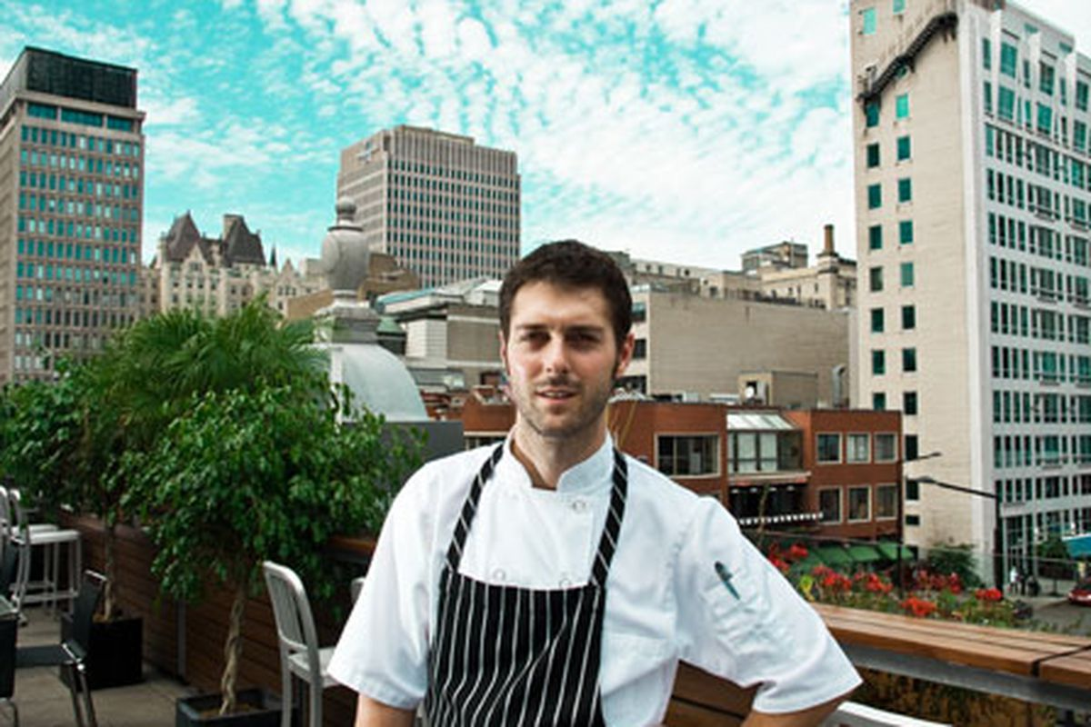 We know what marc andr jett is up to eater montreal for Chez leon meuble montreal