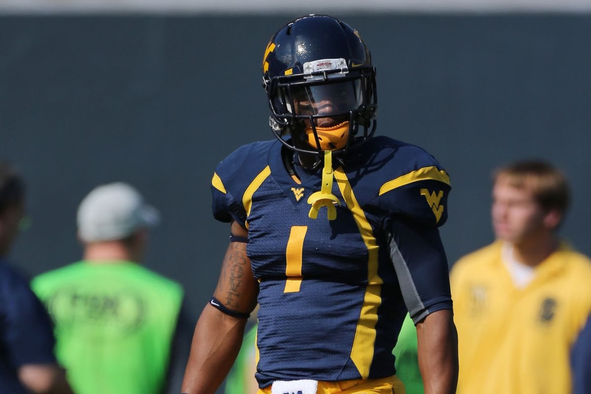 How much longer will we have the joy of watching him in a WVU uniform?