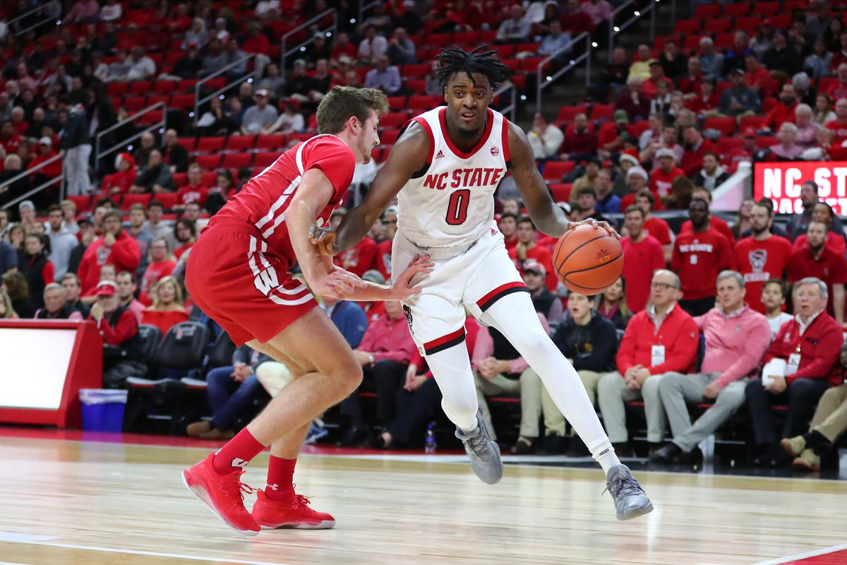 COLLEGE BASKETBALL: DEC 04 Wisconsin at NC State
