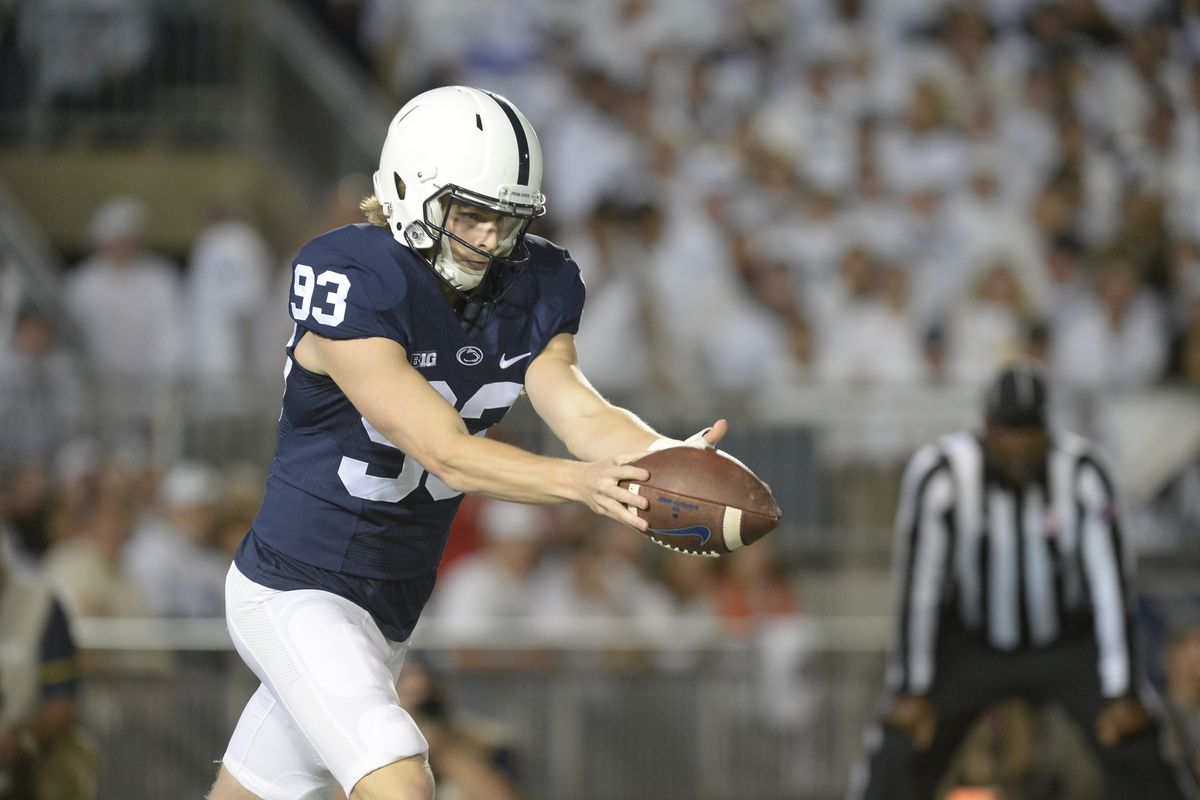 COLLEGE FOOTBALL: OCT 21 Michigan at Penn State