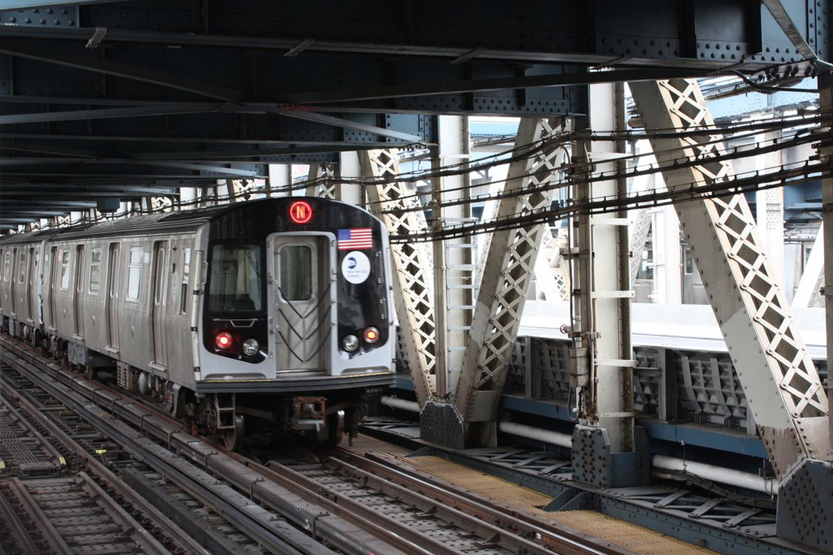 Repairs will halt express N train service in parts of Brooklyn