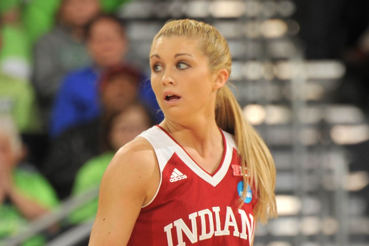 Indianas Tyra Buss Named First Team All-Big Ten - The -5772