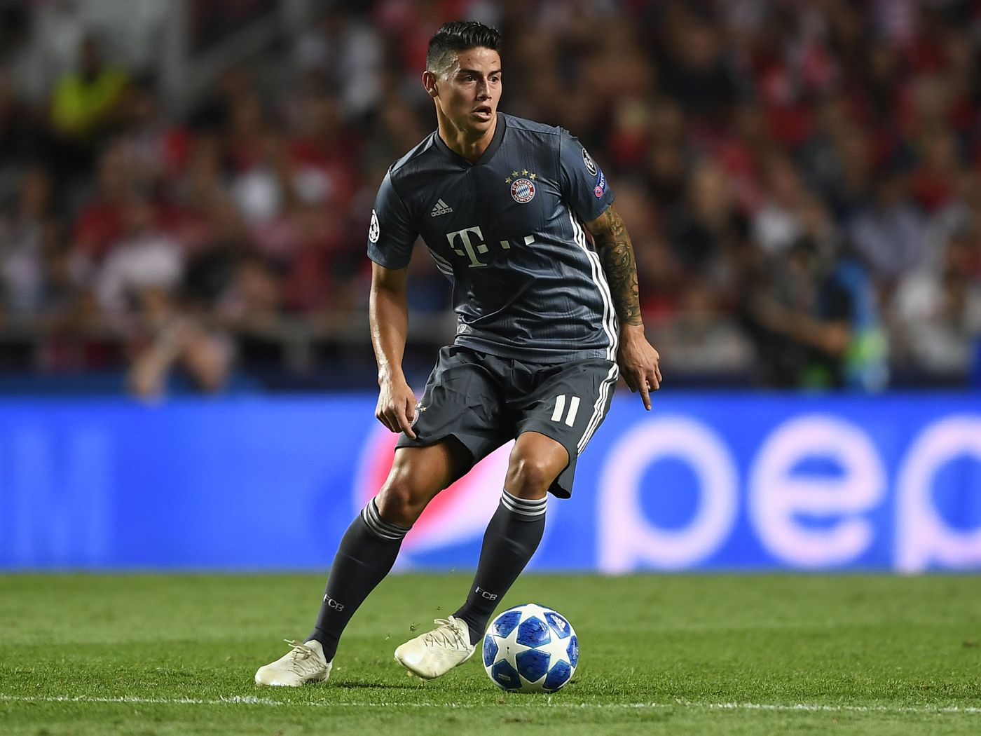 Bayern Munich To Finalize Transfer Of James Rodriguez Report Managing Madrid