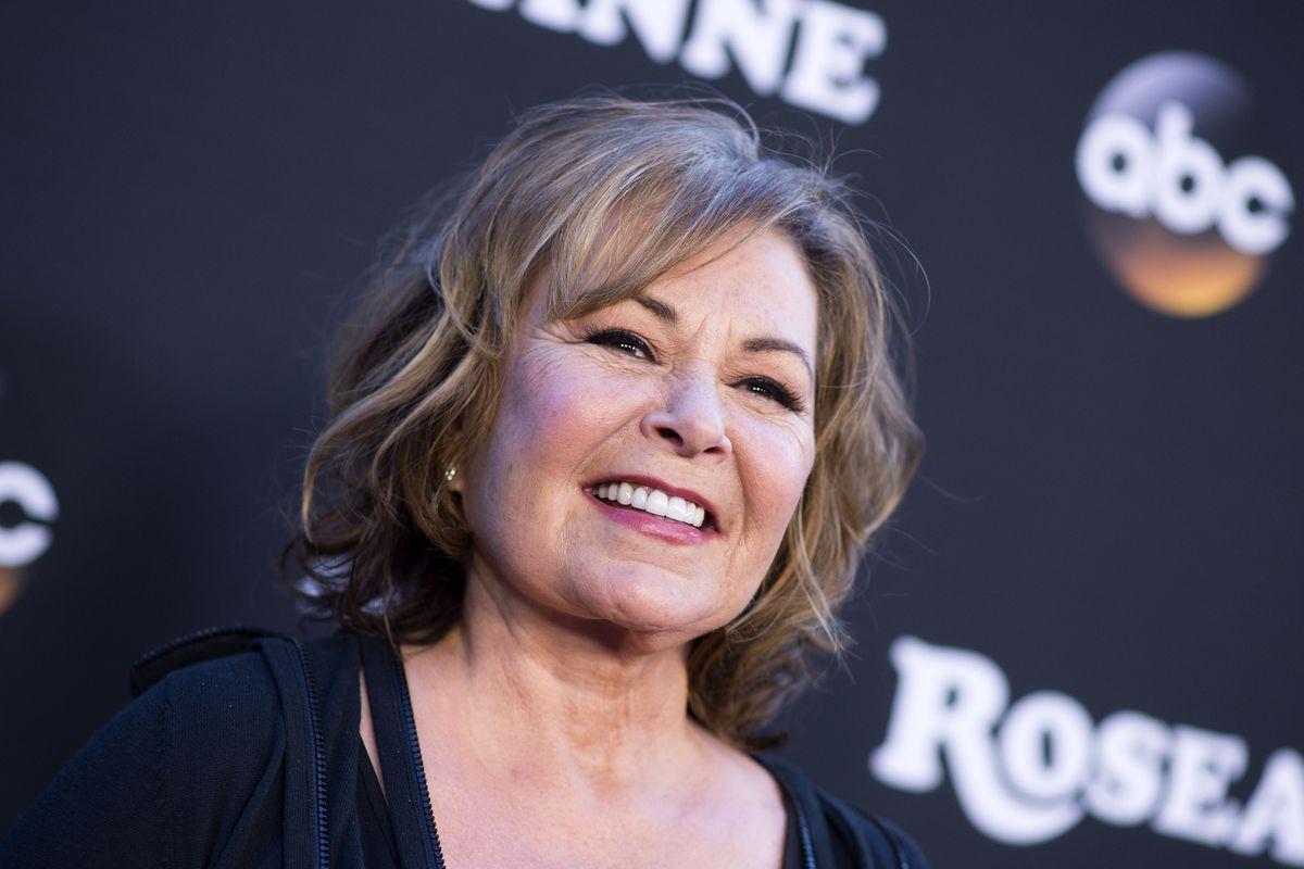 Sitcom star Roseanne Barr