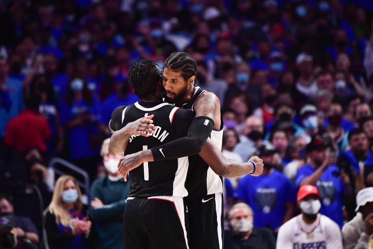2021 NBA Playoffs - Utah Jazz v LA Clippers