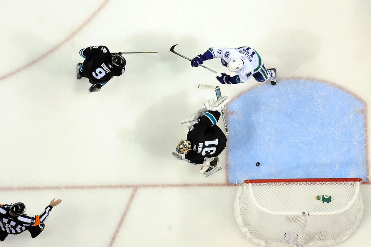 The Niemi we know and love. (Photo by Thearon W. Henderson/Getty Images)