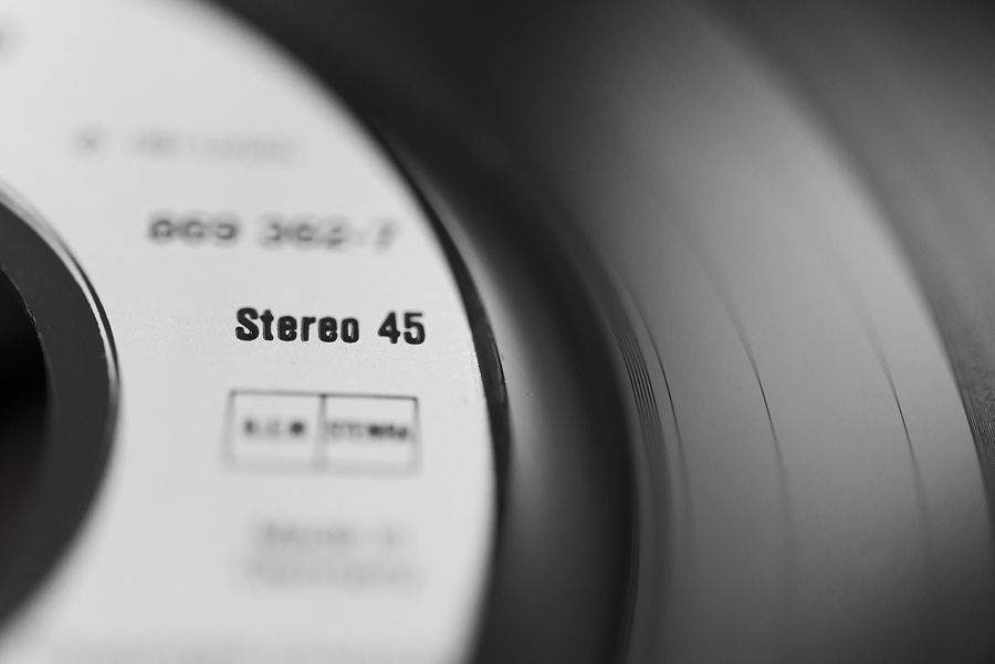 45 inch vinyl