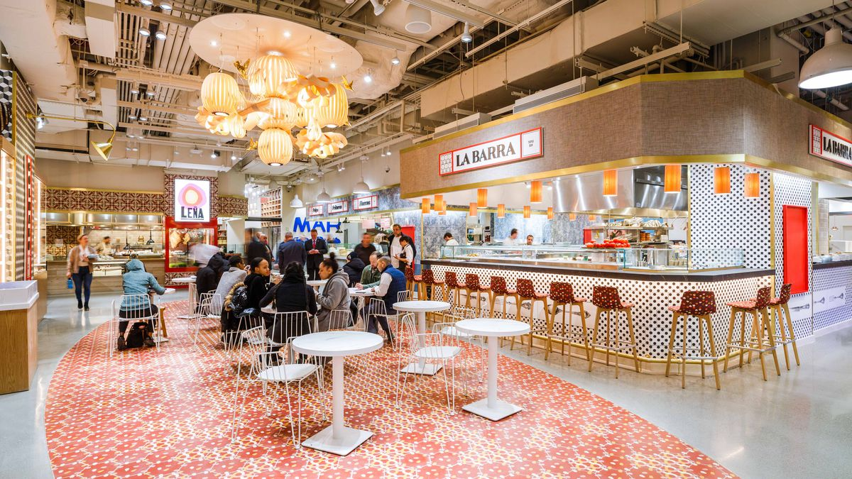 Mercado Little Spain Jose Andres Colossal Hudson Yards