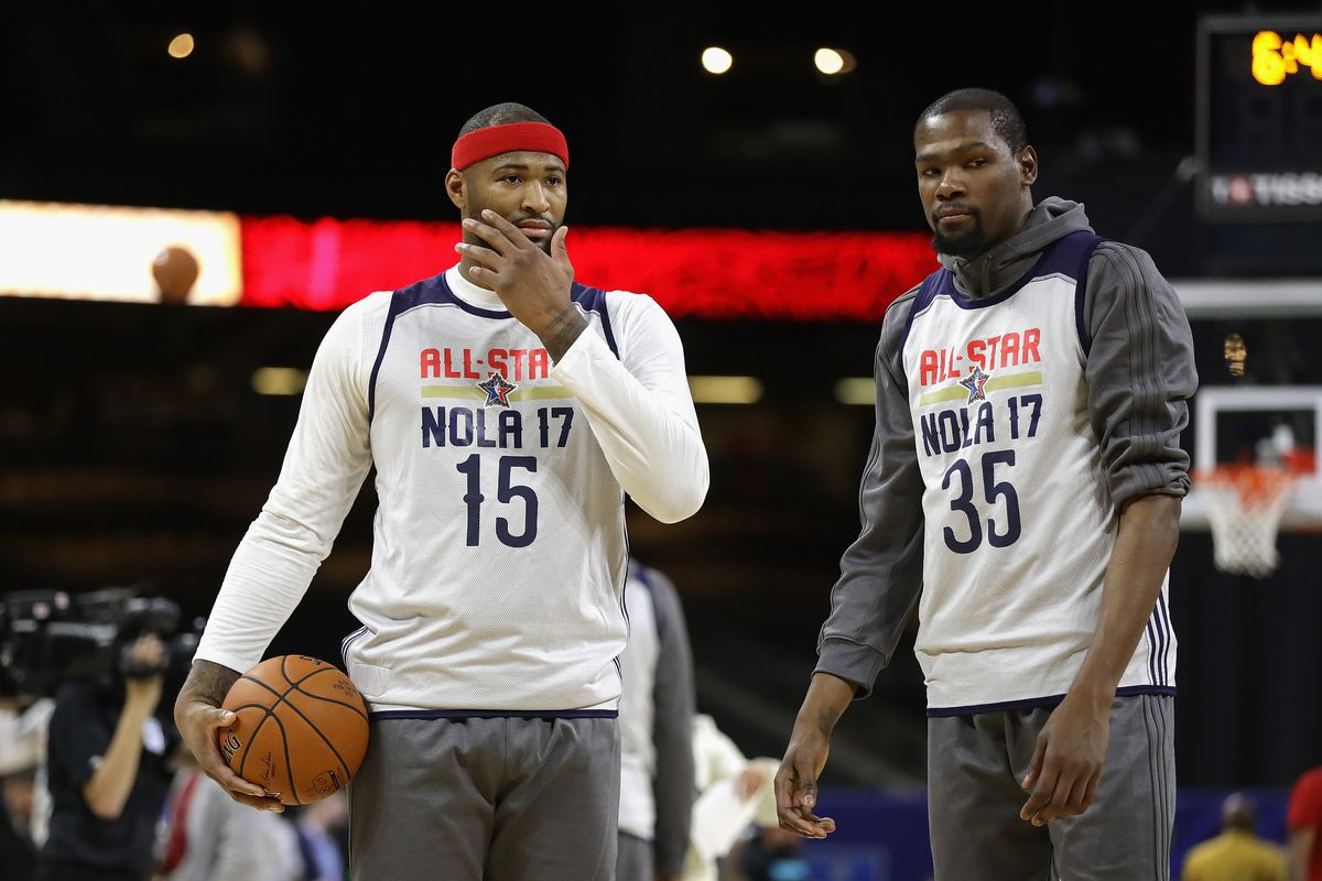 size 40 c24e6 30131 DeMarcus Cousins is a Warrior because Golden State worked ...