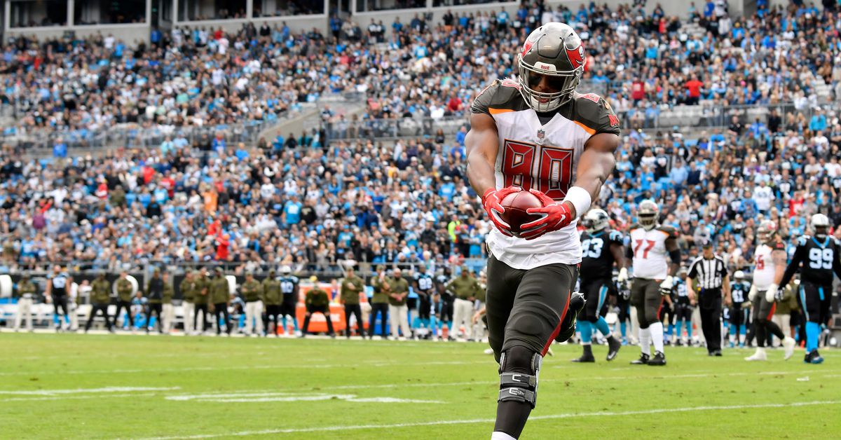 Buccaneers have a Top-5 tight end group
