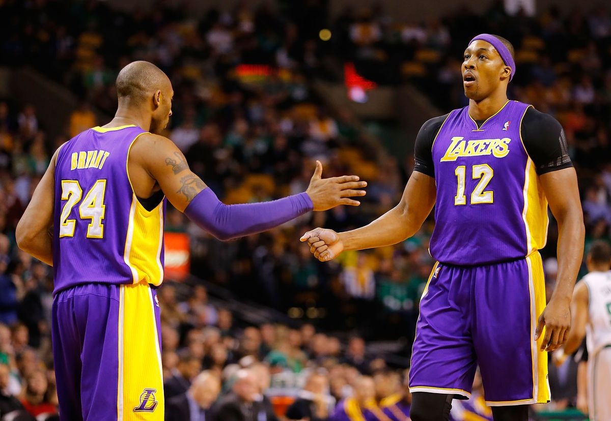 ab52b6210f12 The Lakers survived the Steve Nash and Dwight Howard trades - Silver ...