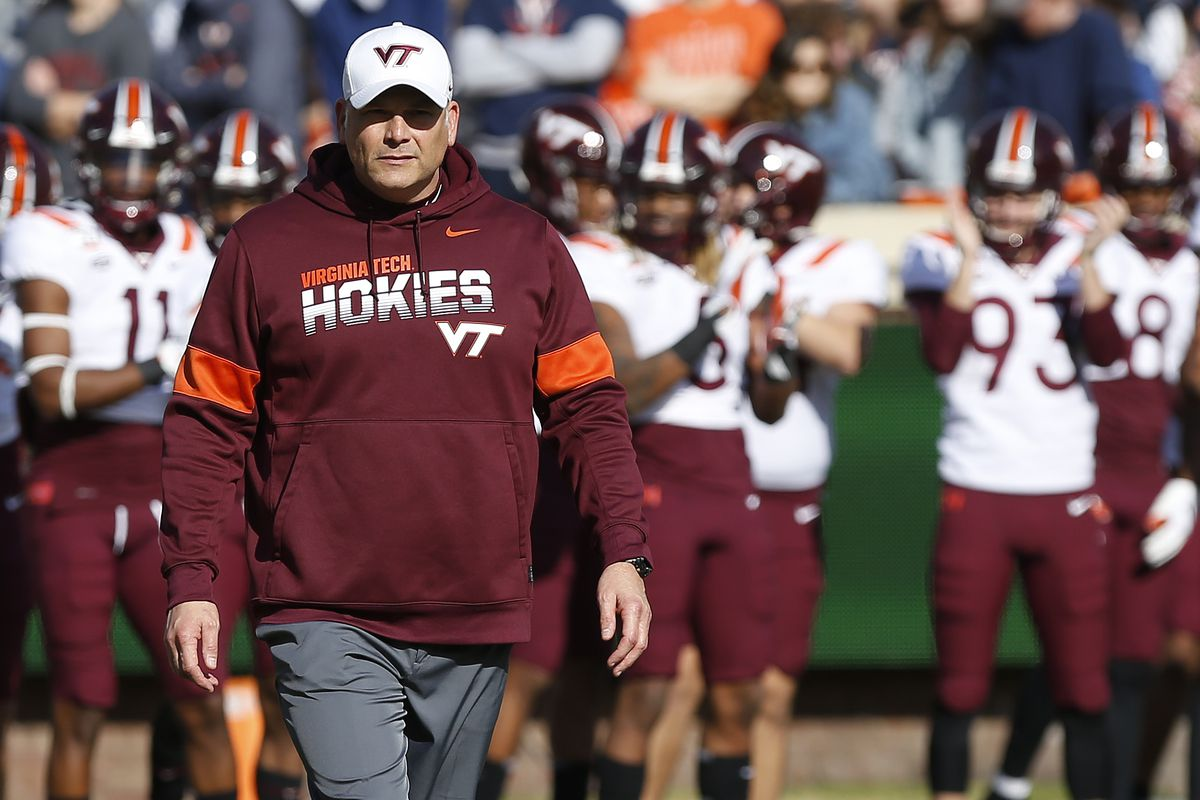 NCAA Football: Virginia Tech at Virginia