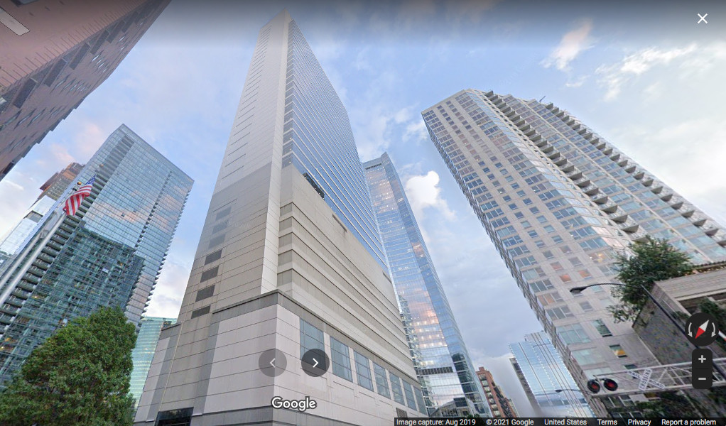A couple living in this downtown high-rise on the Chicago River that they bought for $1.3 million in 2002 have been getting the disabled veterans exemption for three years despite never qualifying.